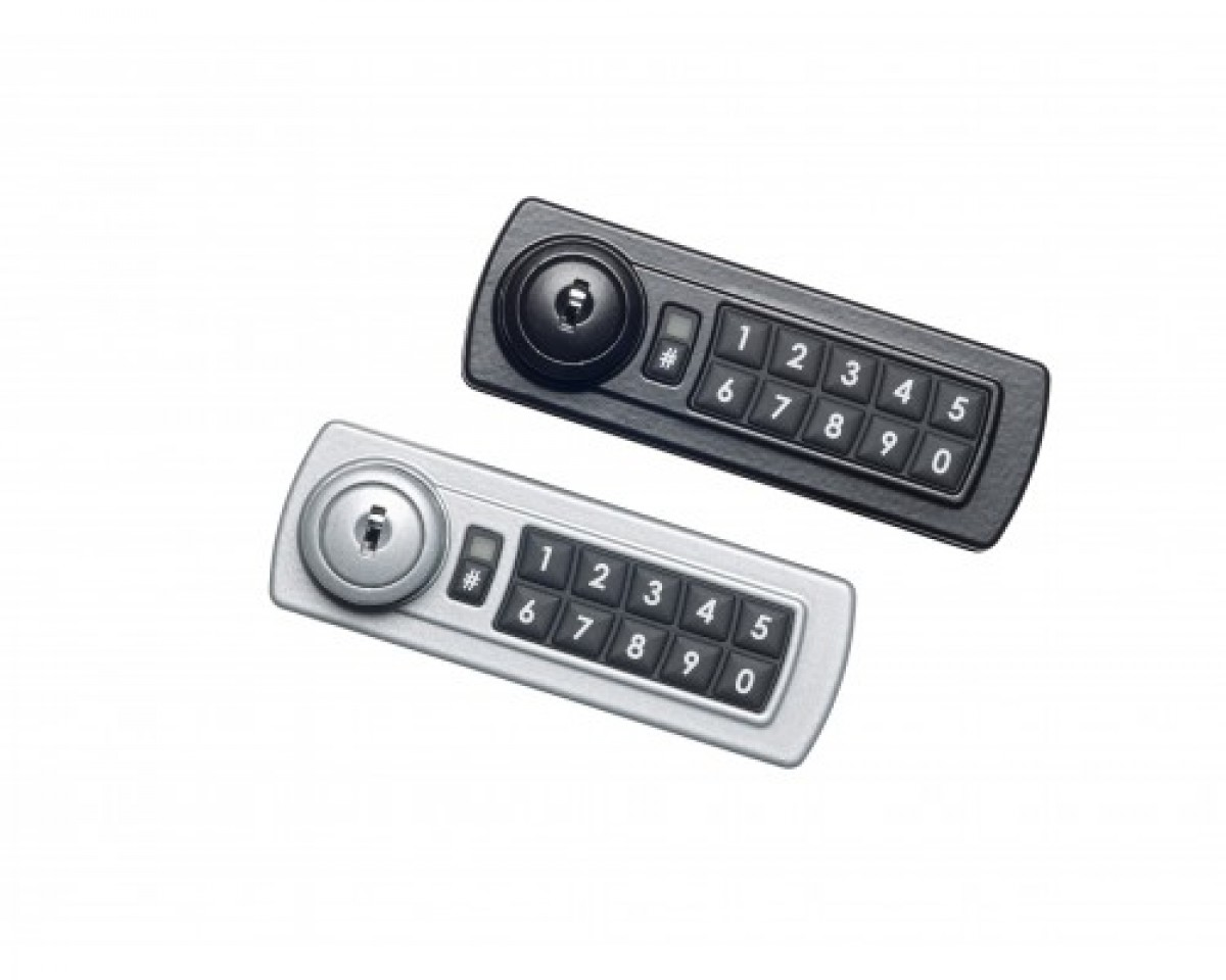 Keyless door lock features