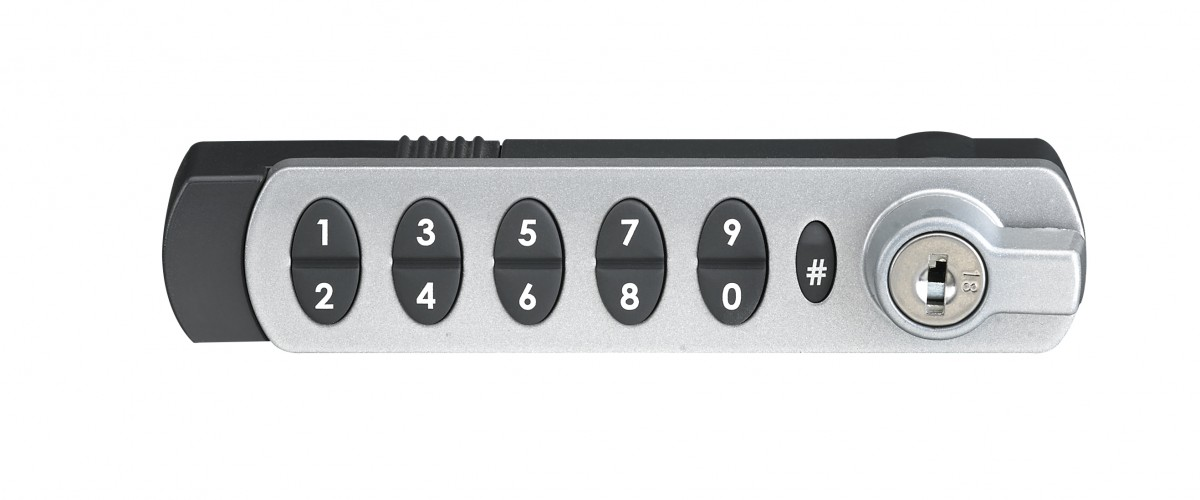 Introducing the Eclipse Digital Combination Lock