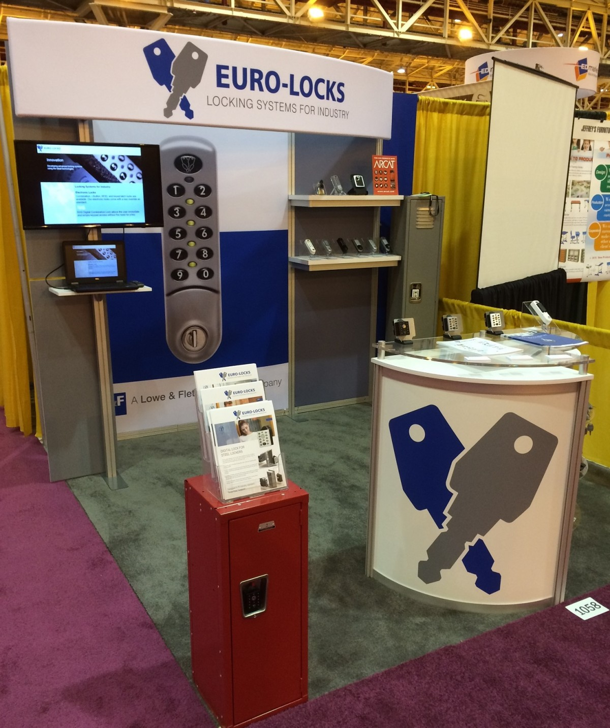 Success at EDspaces 2015, New Orleans, LA