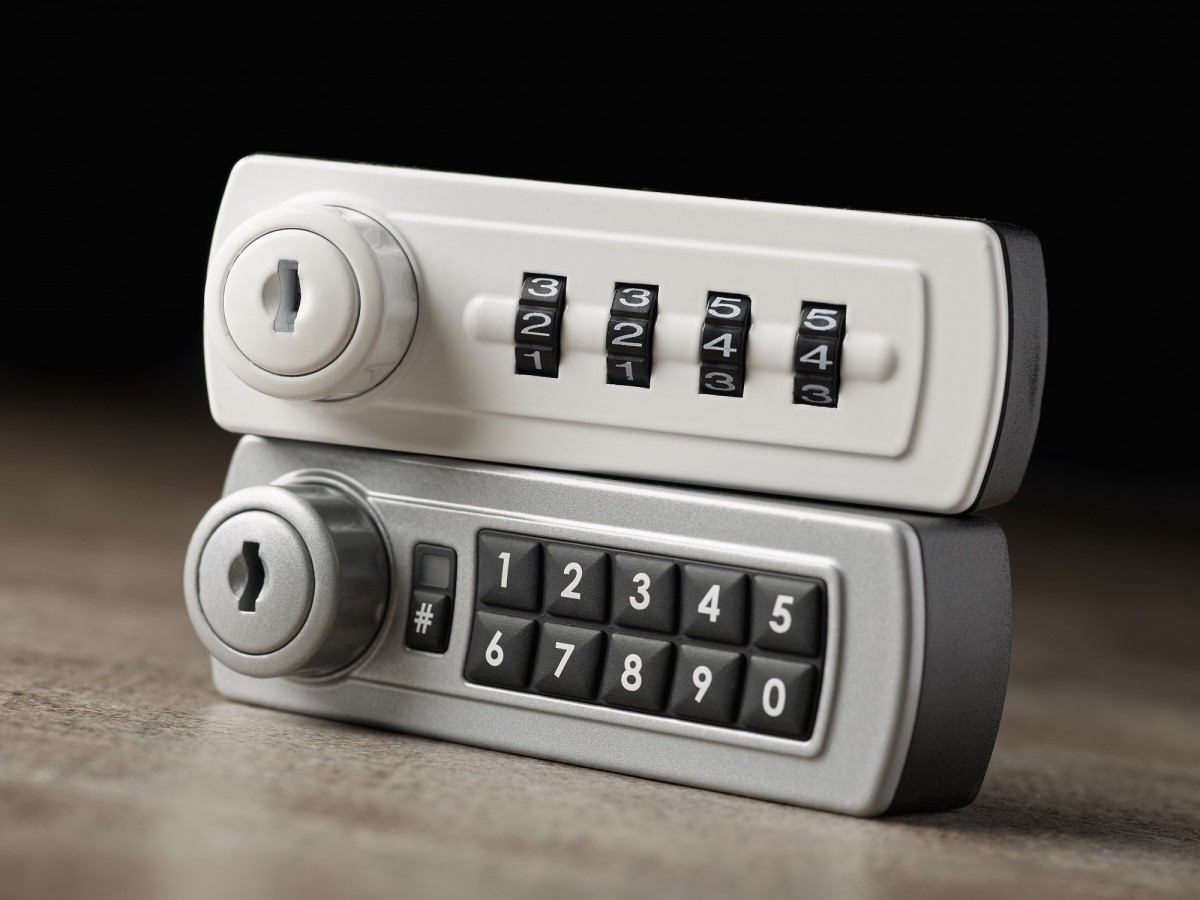 NEW: Gemini Digital and Mechanical Locks