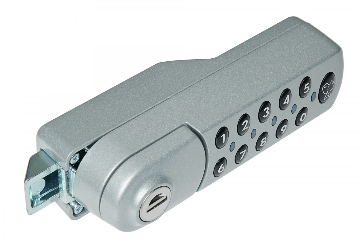 NEW: Slam Lock Module for Electronic Locks