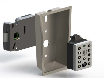 Digital Lock for Steel Lockers 3790