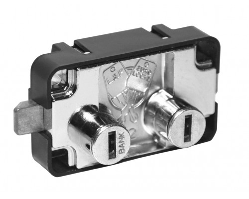Double Barrel Deposit Lock C706