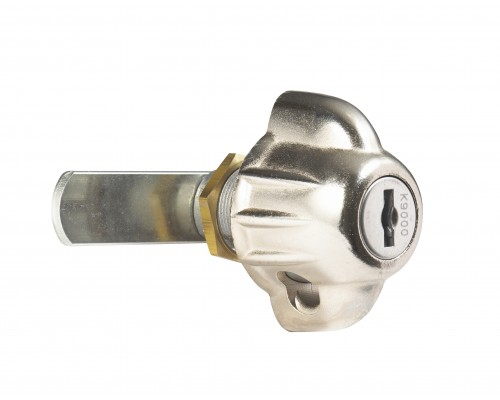 Latch Lock with override key