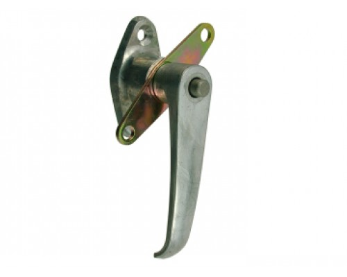 8mm Internal Garage Door L Handle 1632