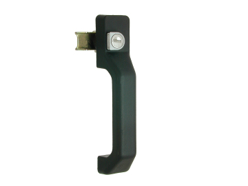 Push to Lock Handle B222